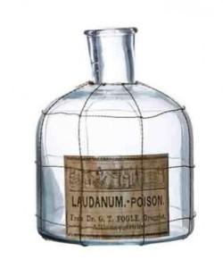 Dekorativ flaska 1