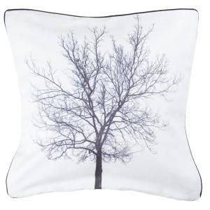 Kudde med trädmotiv 1